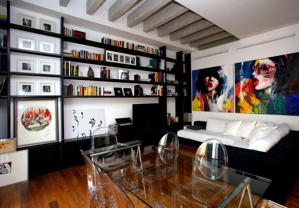 moderno-soggiorno