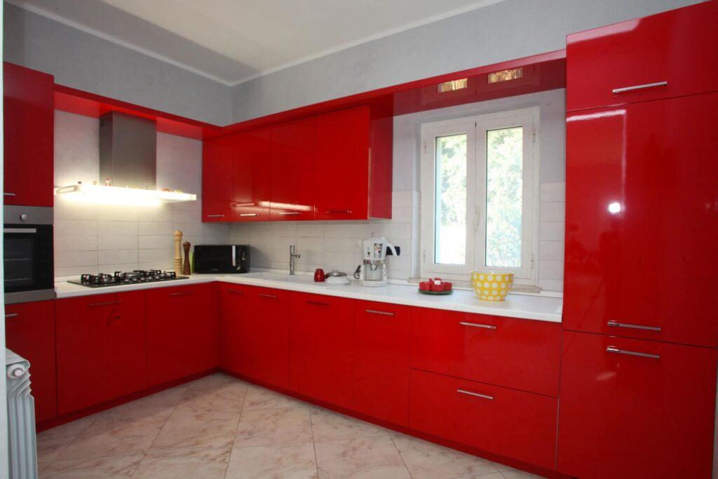 Cucina falegname prezzi Falegnameria Caponi